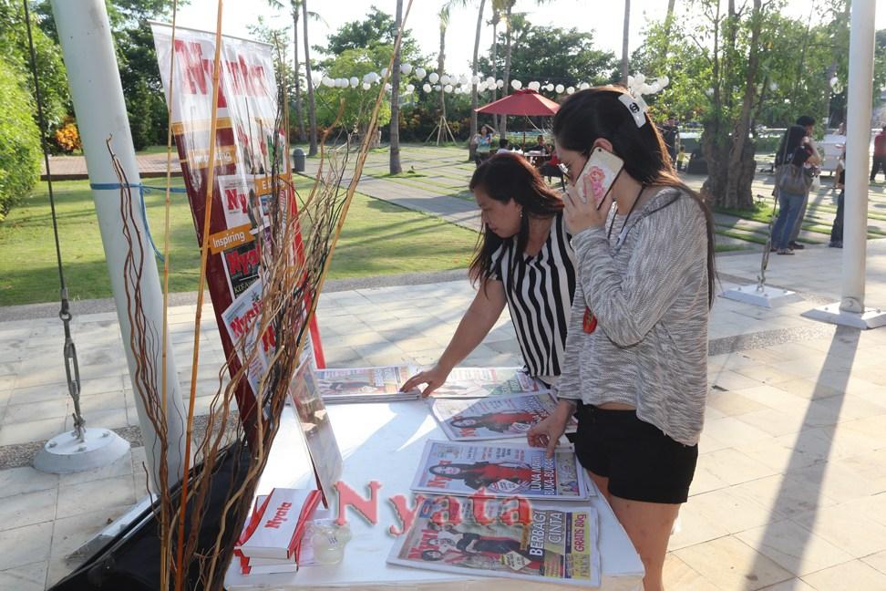 9ee232460f52b Nyata Potluck Party Grup Kuliner Facebook 2015 - Nyata