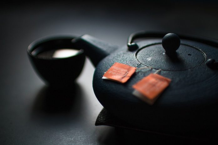 Bahaya teh hjau