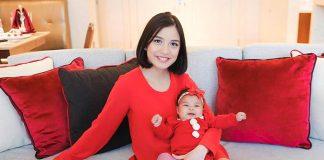 Putri Chelsea-Glen Ketika Pertama Kali Mengunjungi Singapore
