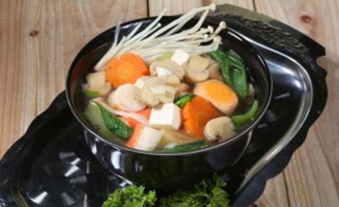 Hasil gambar untuk sup-miso-jamur