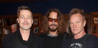 Kehadiran Brad Pitt Mengejutkan Pengunjung Konser