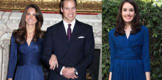 Mirip Kate Middleton