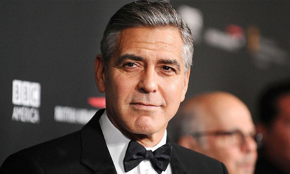 George Clooney Merasa Gugup