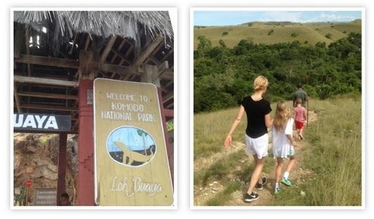 Gwyneth liburan bersama anak-anaknya.