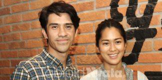 Prisia Nasution dan Iedil Putra