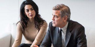 keluarga George Clooney masalah berakhir