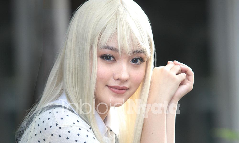 Natasha Wilona Menjadi Gadis Polos
