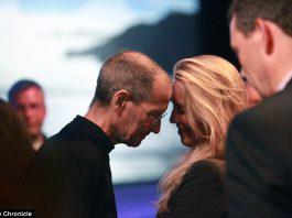 Istri Steve Jobs