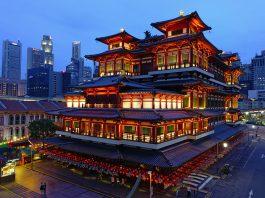 kebiasaan di Singapura