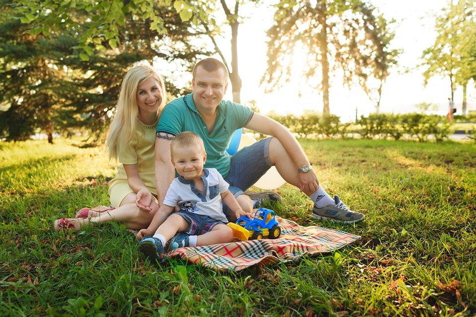 persiapan liburan keluarga