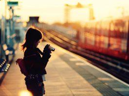 Travelling sendirian