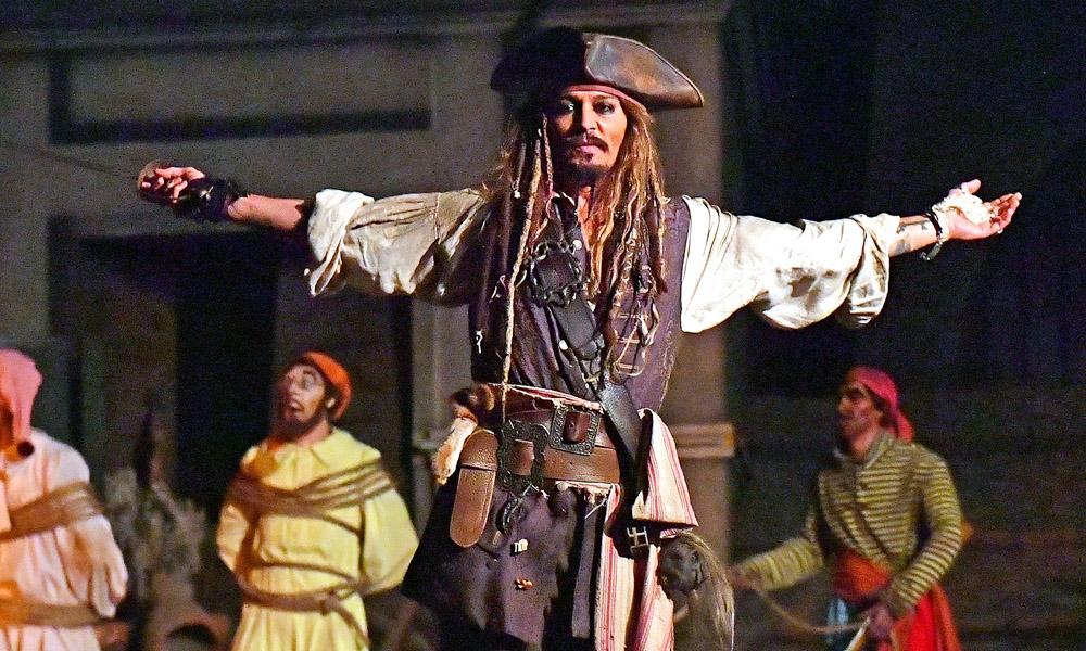Johnny Depp Curhat