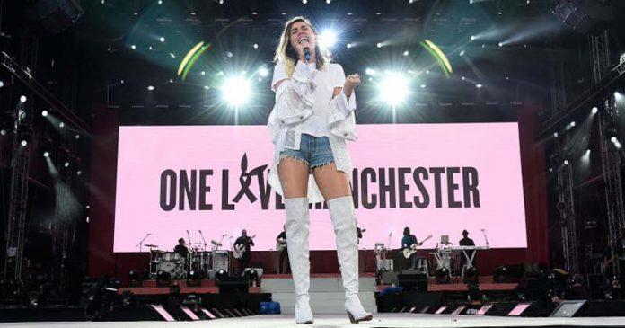 Pidato Miley Cyrus