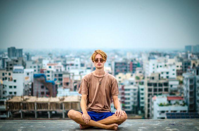 manfaat yoga untuk pria