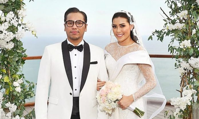 Sammy Simorangkir dan Vivianne Dream Wedding