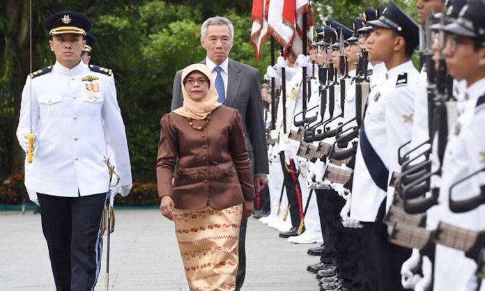 Presiden Singapura