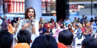 Kegiatan Najwa Shihab