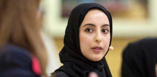 Shamma Al Mazrui