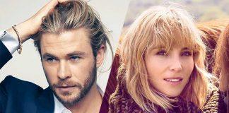 Keluarga Chris Hemsworth