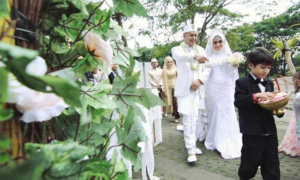 tanpa WO, Husein Alatas dan Annisa Nabilah