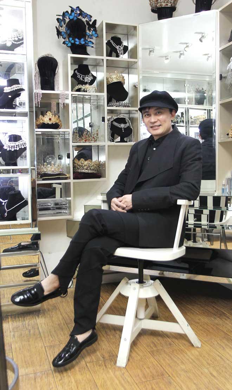 Rinaldy Harumkan Nama Indonesia