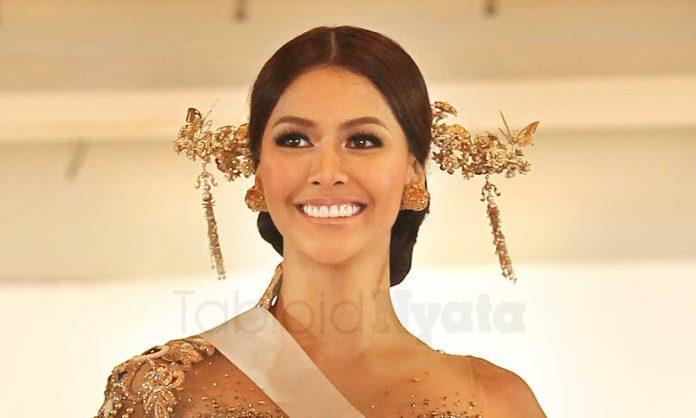 Bunga Jelitha untuk Ajang Miss Universe