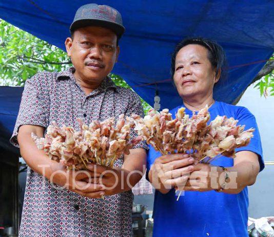 Penjual Sate Kere