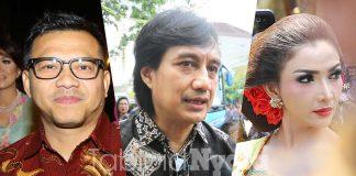 Seleb di Pernikahan Kahiyang Ayu dan Bobby Nasution