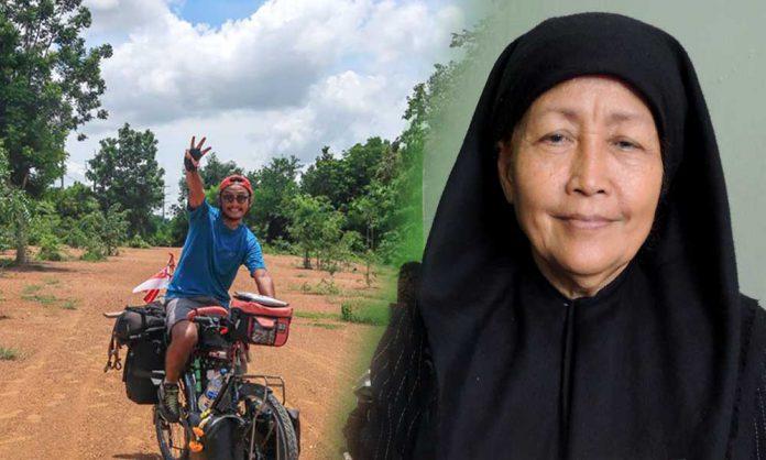 Janji Nafal pada Ibunya