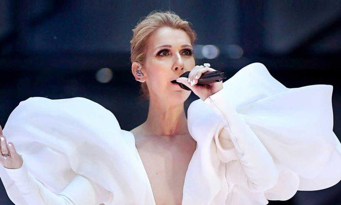 Konser Celine Dion di Sentul