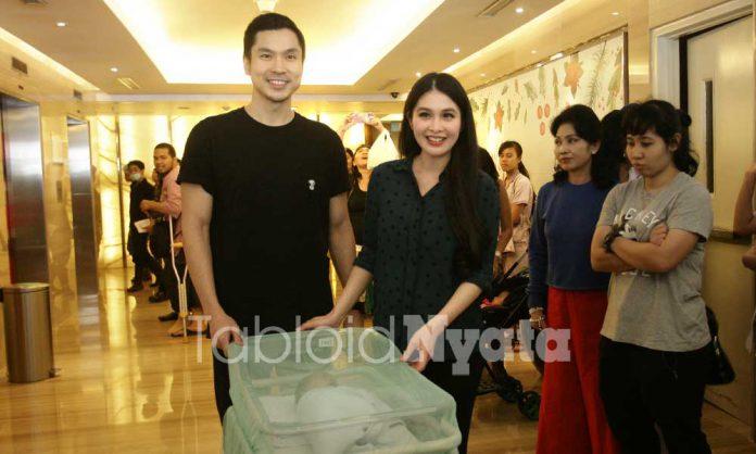 Anak Sandra Dewi