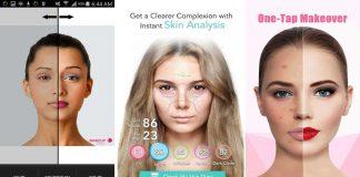 Pilihan Aplikasi Makeup Terbaik 2018 untuk Wanita dan Pria di Smartphone