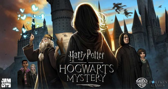 game ponsel Harry Potter