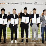 kerjasama 7-agensi-besar-korea