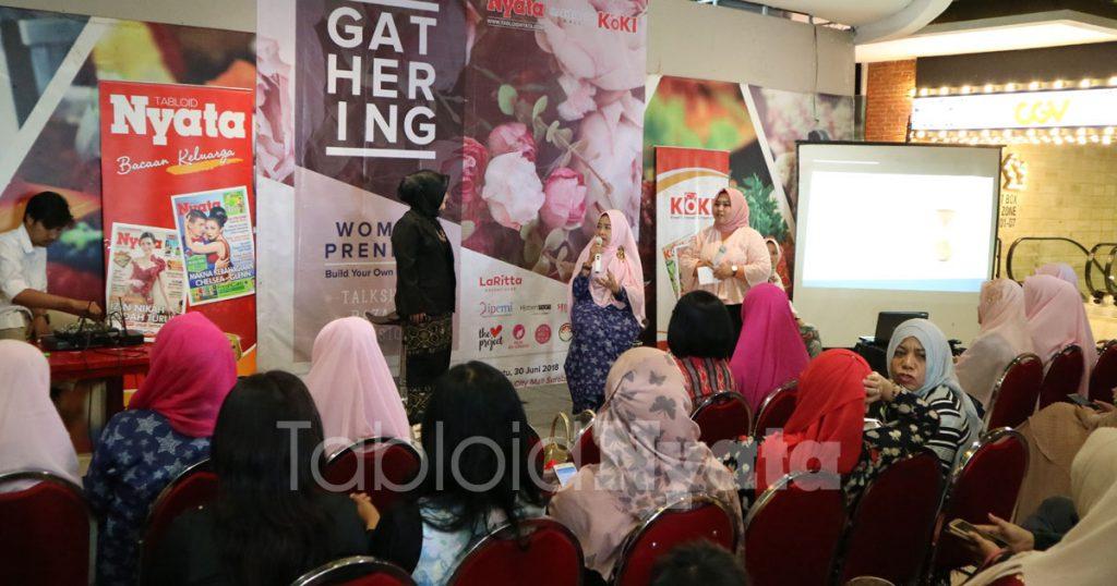 event community gathering Nyata