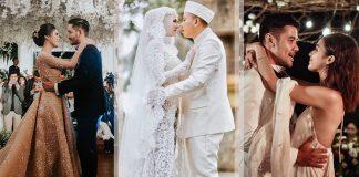 seleb yang menikah tahun 2018