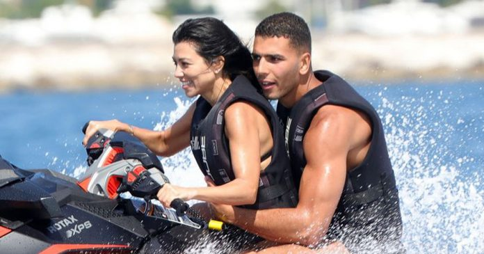 Kourtney Kardashian dan Younes Bendjima