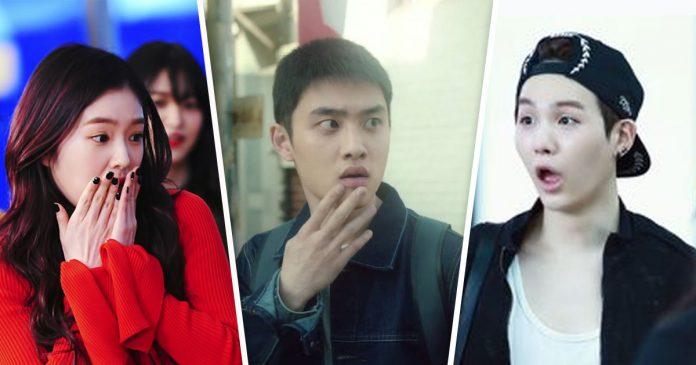 penggemar k-pop keras