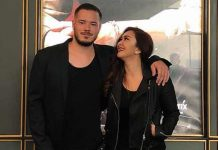 Nafa Urbach dan Zack Lee