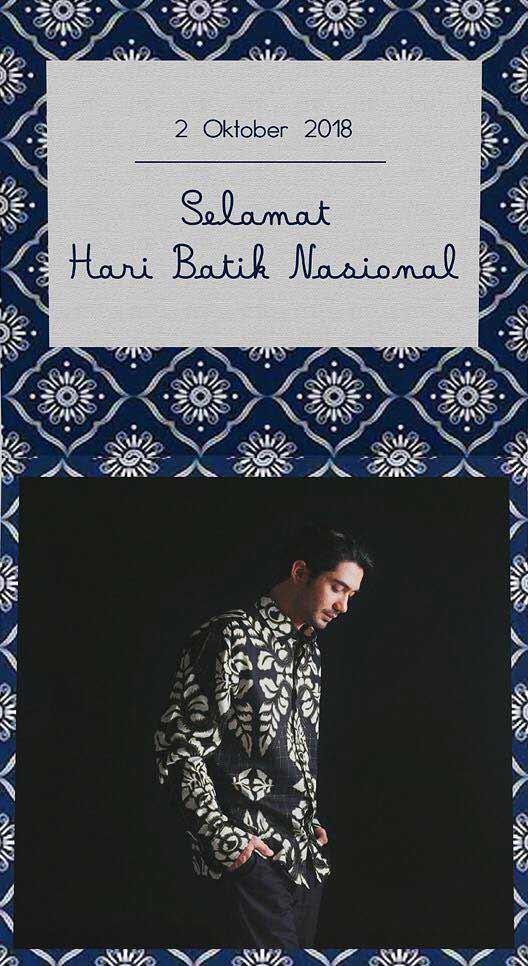 baju-batik-reza-rahadian