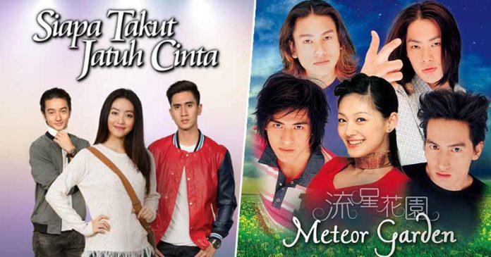 Kompilasi 6 Soundtrack Meteor Garden Dalam Berbagai Bahasa Nyata