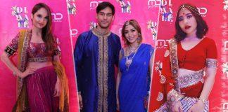 artis-indonesia-kenakan-baju-india