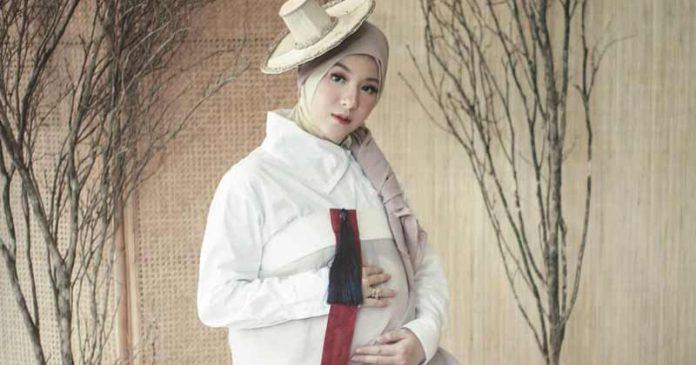 natasha-rizky-maternity