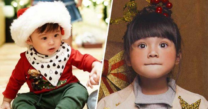 anak-artis-merayakan-natal