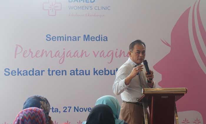 Peremajaan vagina