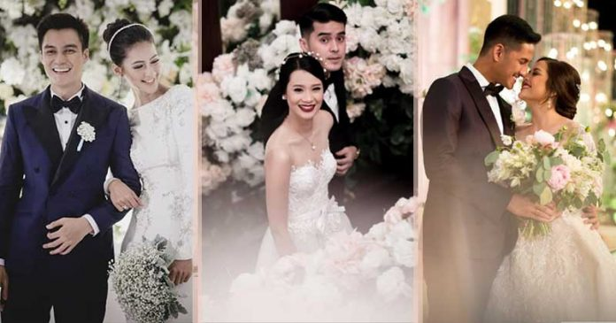 pernikahan-artis-paling-mewah tahun 2018