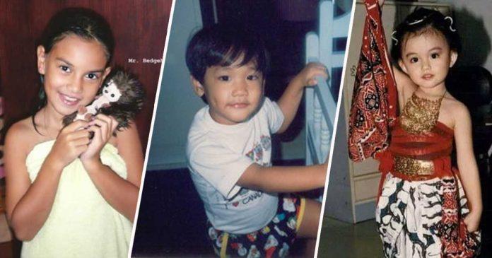foto-masa-kecil-artis