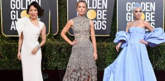 gaun-terbaik-golden-globes awards 2018
