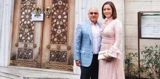 Maia Estianty menikah