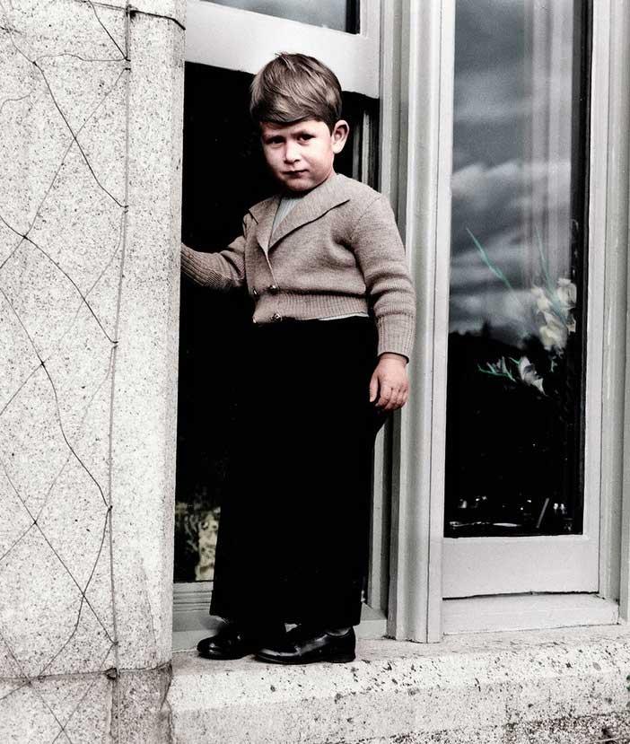 foto-masa-kecil-pangeran-charles